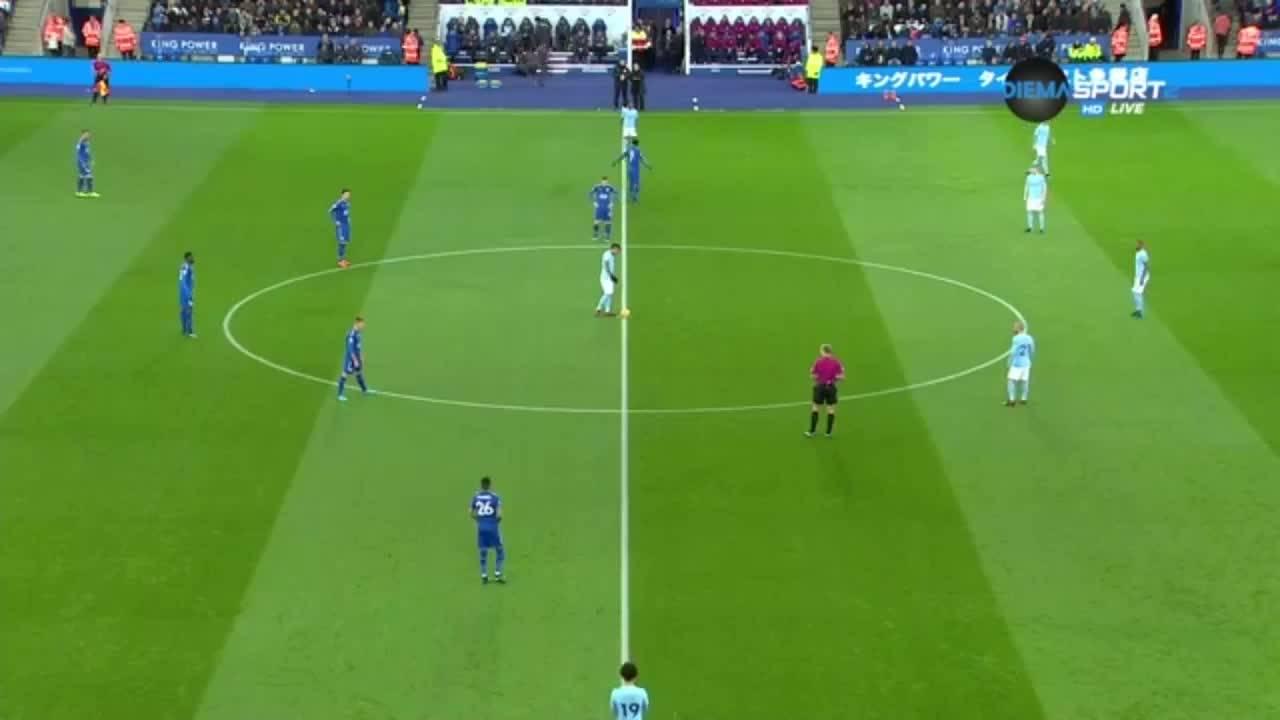 Лестър - Манчестър Сити 0:2 (репортаж)
