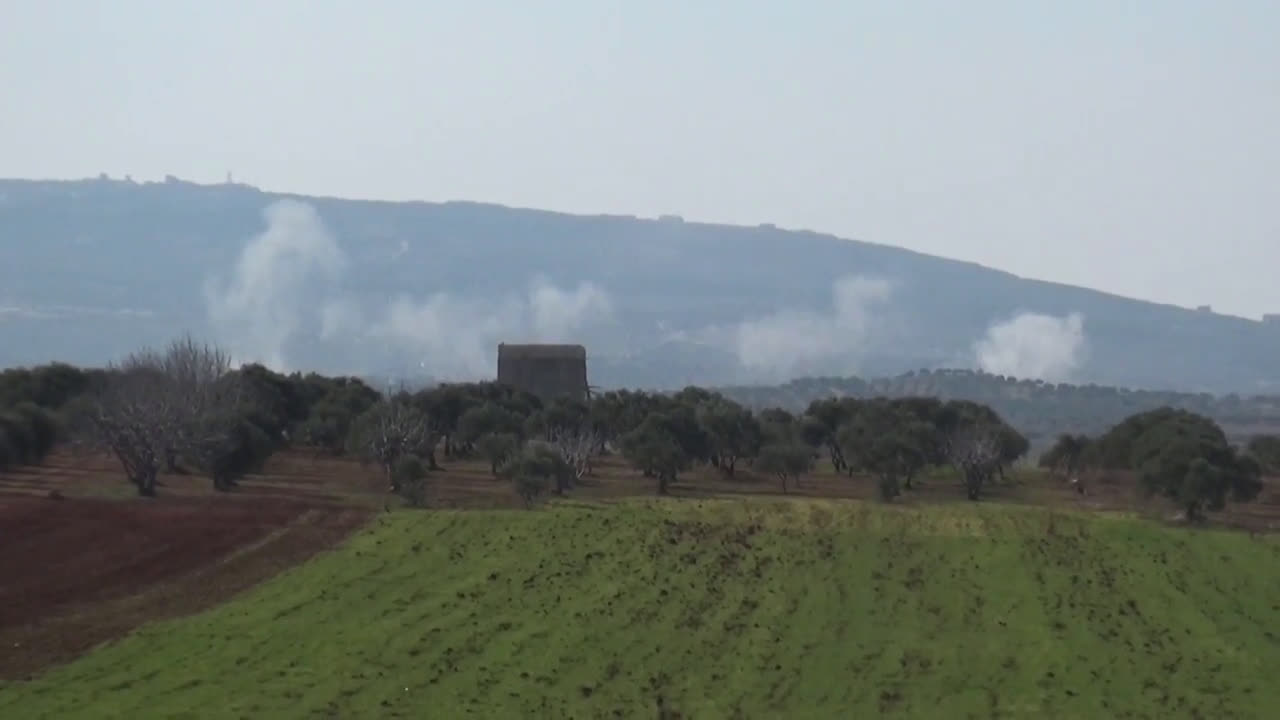 Syria: SAA continues offensive in Idlib countryside