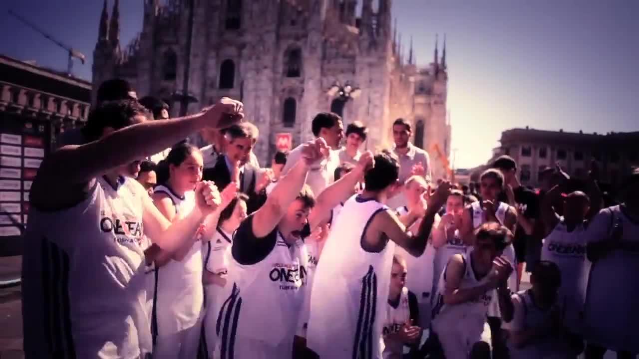 One Team integrates Milan\'s communities