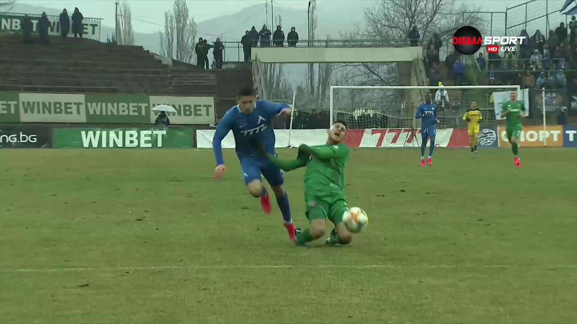 Ботев Враца - Левски 0:0 /репортаж/