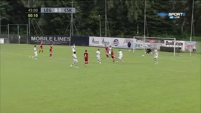 ЦСКА - Легия Варшава 1:0 /репортаж/