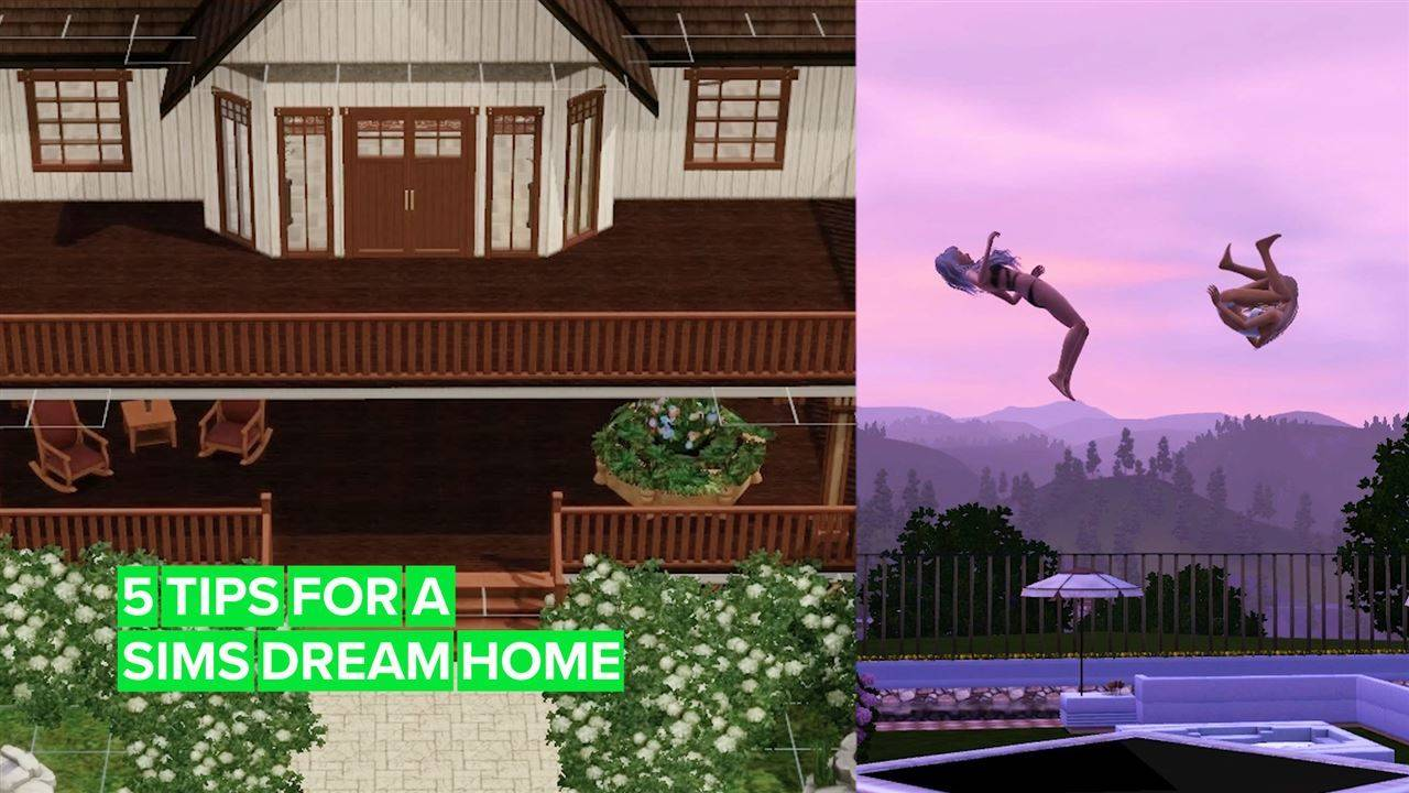 """Tips to be an awesome """"Sims architect"""" of e-dream homes"""