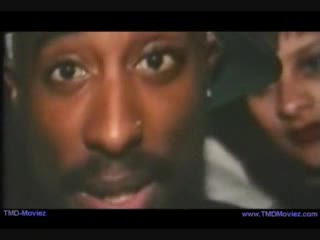 Tupac U Cant See Me Video Version в Unbelievable Luv It
