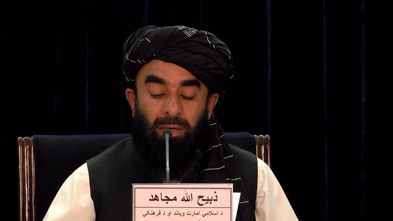 Afghanistan: Taliban announce members of new interim cabinet in Kabul