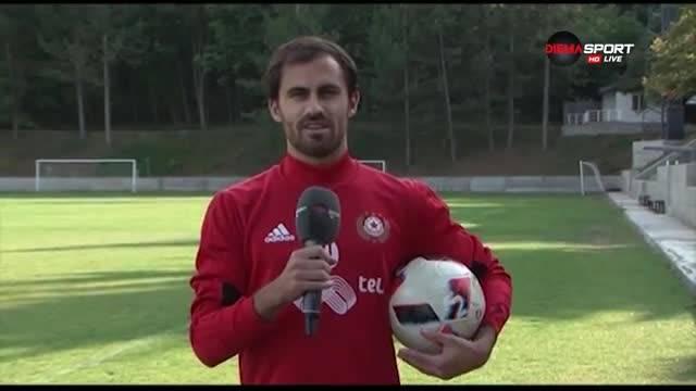 """Тиаго Родригес - \""""червеният\"""" любимец след само 8 мача"""