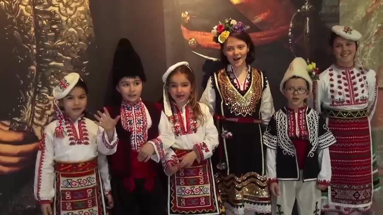 Мартениците - традиция, която поддържа жив българския дух в Испания