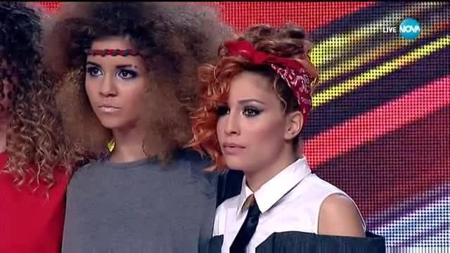 Изненадващ обрат: Джини напуска шоуто - X Factor Live (26.11.2017)