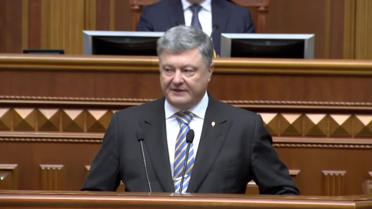 Ukraine: Parliament approves initiative to split church from Russia