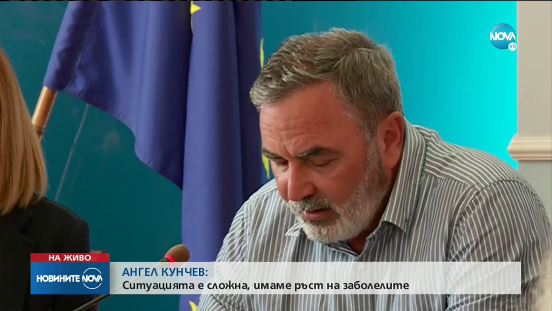 Нови строги мерки на открити и закрити мероприятия в България
