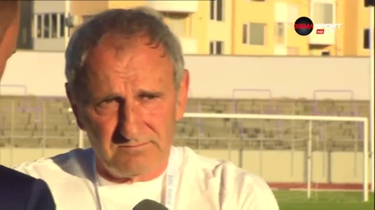 Никола Спасов: Посвещаваме този мач на Стойне Манолов