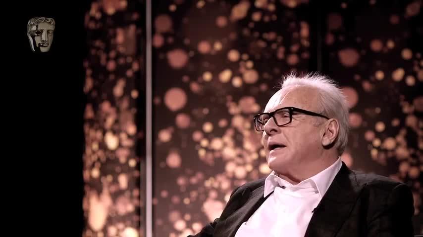 Сър Антъни Хопкинс за Хепбърн, Хичкок, Оливър Стоун