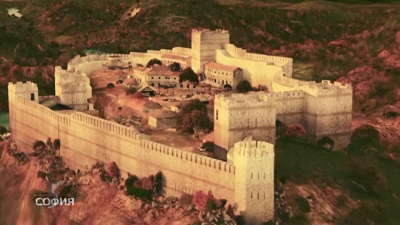 Съкровището на крепостта Урвич - 5 минути София - сезон 3 еп. 2