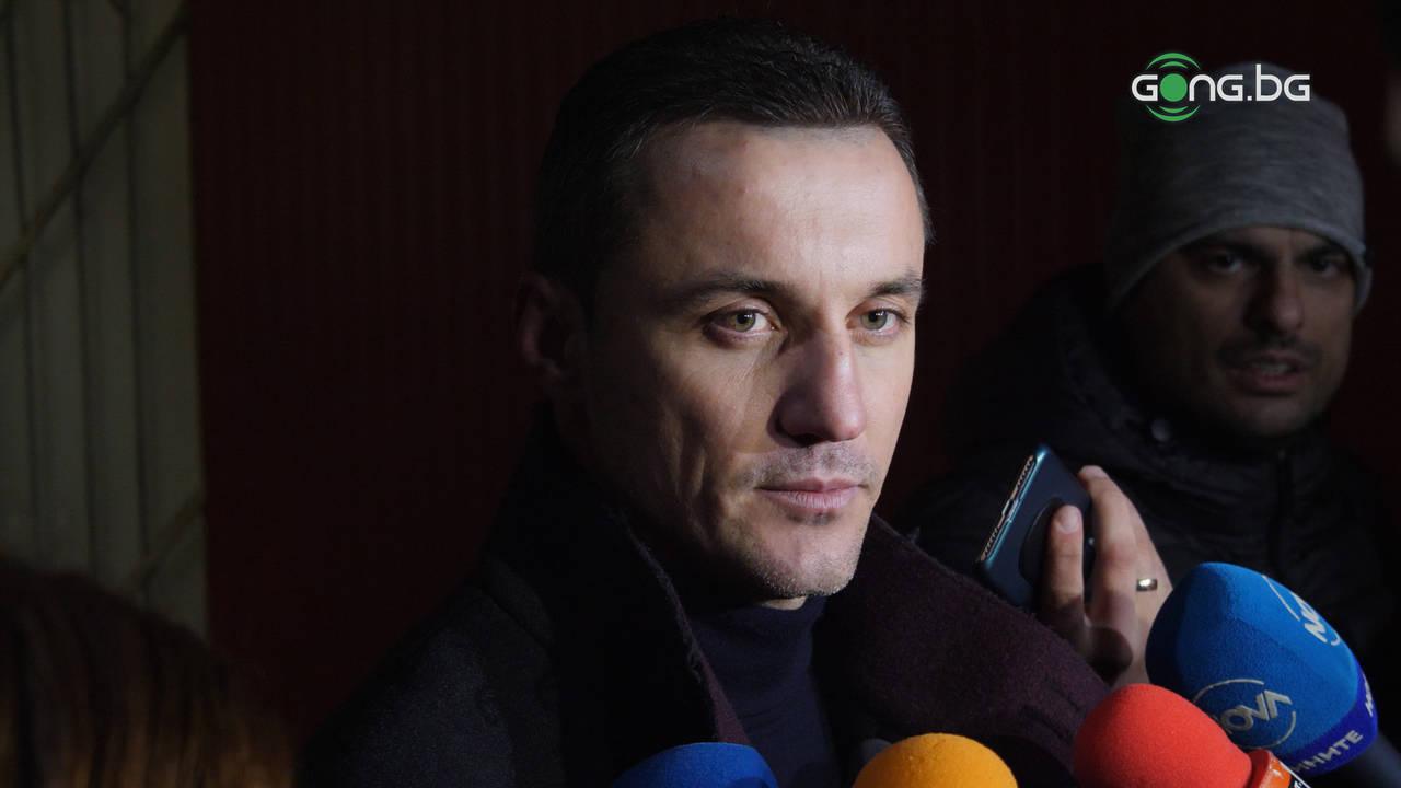 Генчев: Трябва да съжаляваме, че не победихме