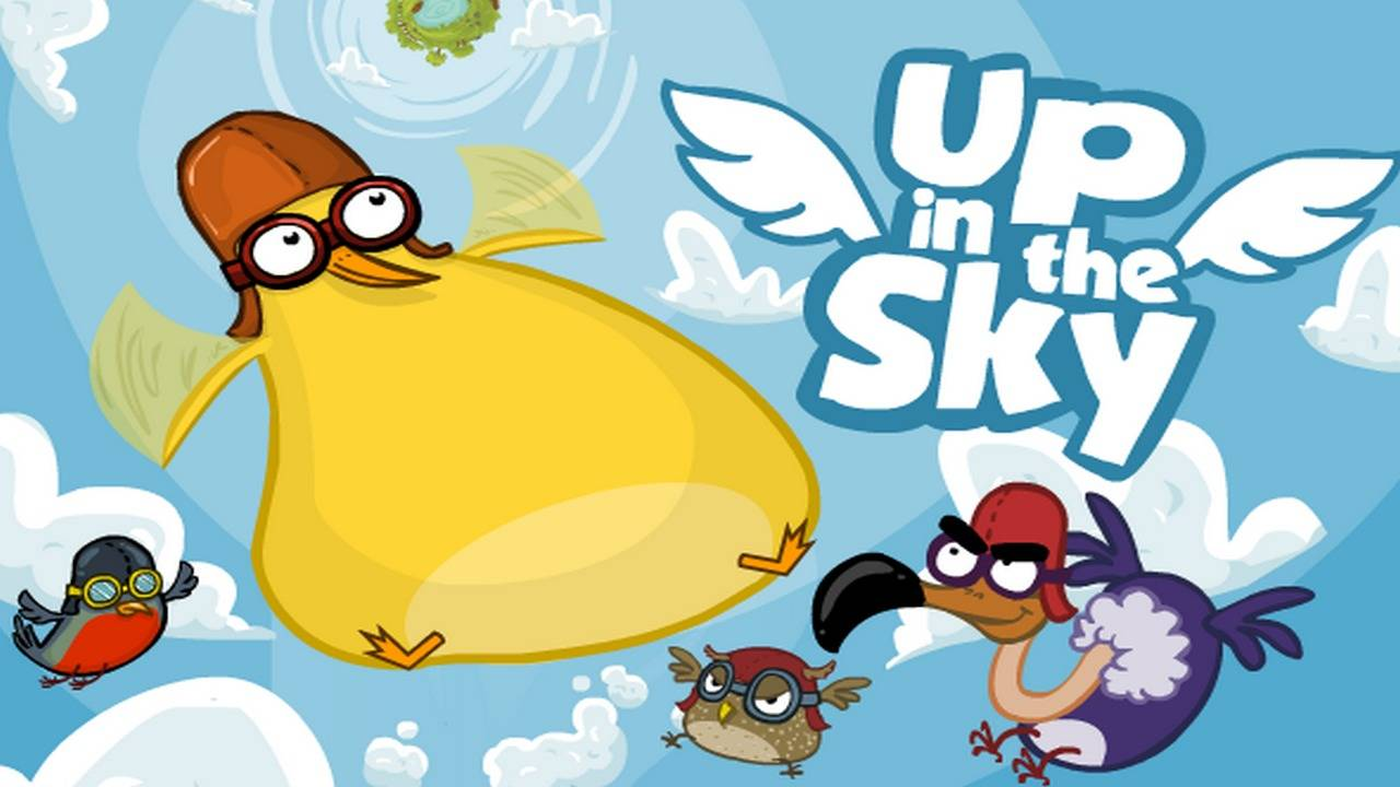 Игра Up in the sky