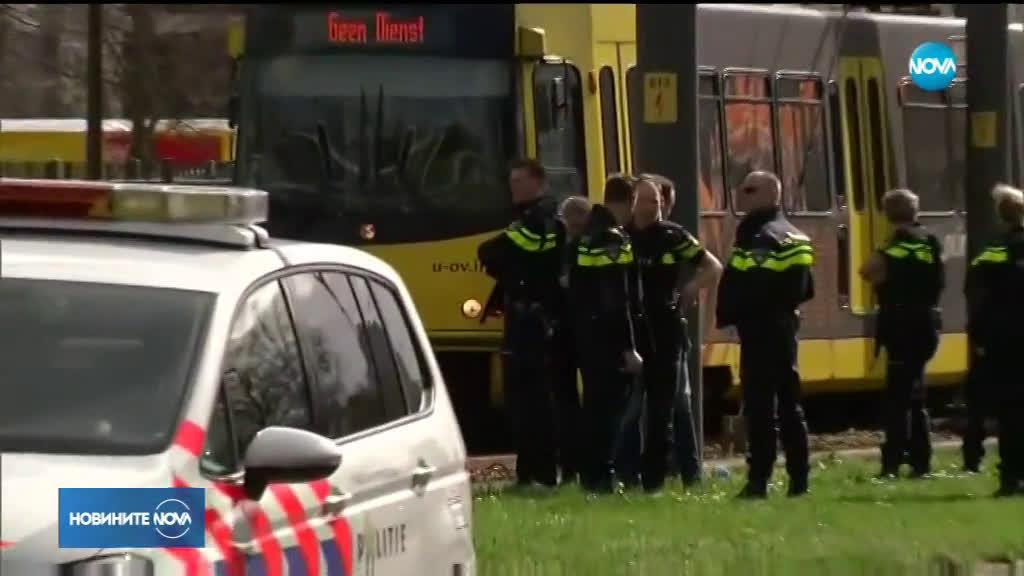 Стрелба на няколко места в холандски град, има жертва и ранени
