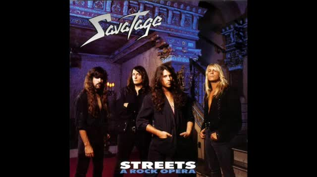 Savatage - Can You Hear Me Now Vbox7