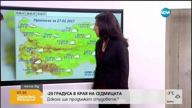 Синоптик: Снегоядът ще дойде през март