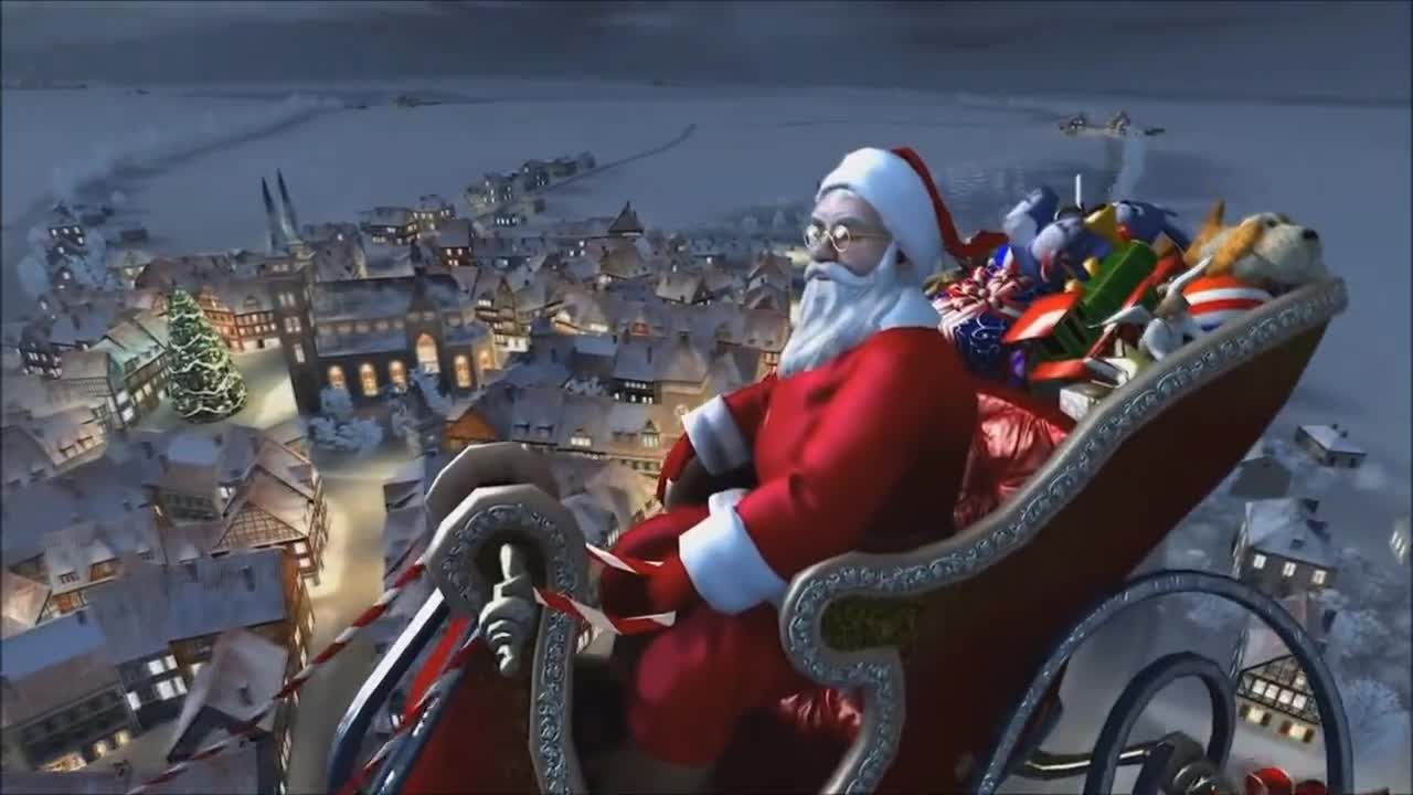 Весела Коледа И Честита Нова 2014 Година