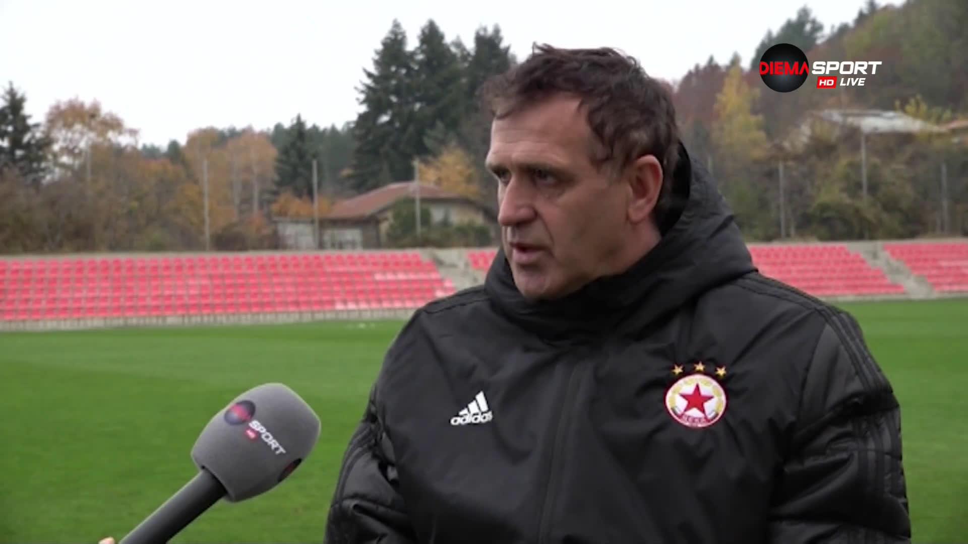 Акрапович разкри причините за раздялата с Локо Пд и призна: ЦСКА е класа