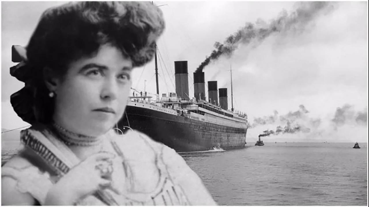 Непотопяемата богаташка от Титаник - Моли Браун