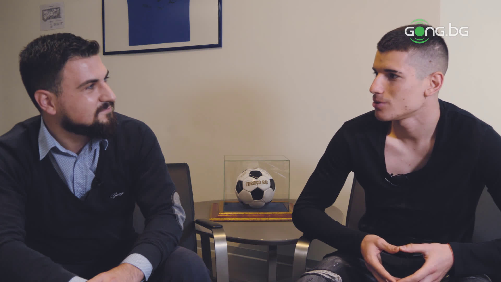 Даниел Наумов: Мъжкият национален отбор ще почака, имам още работа с младежите