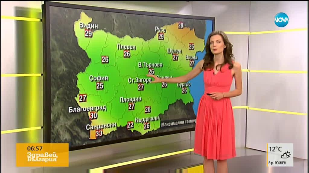 Прогноза за времето (24.07.2019 - сутрешна)