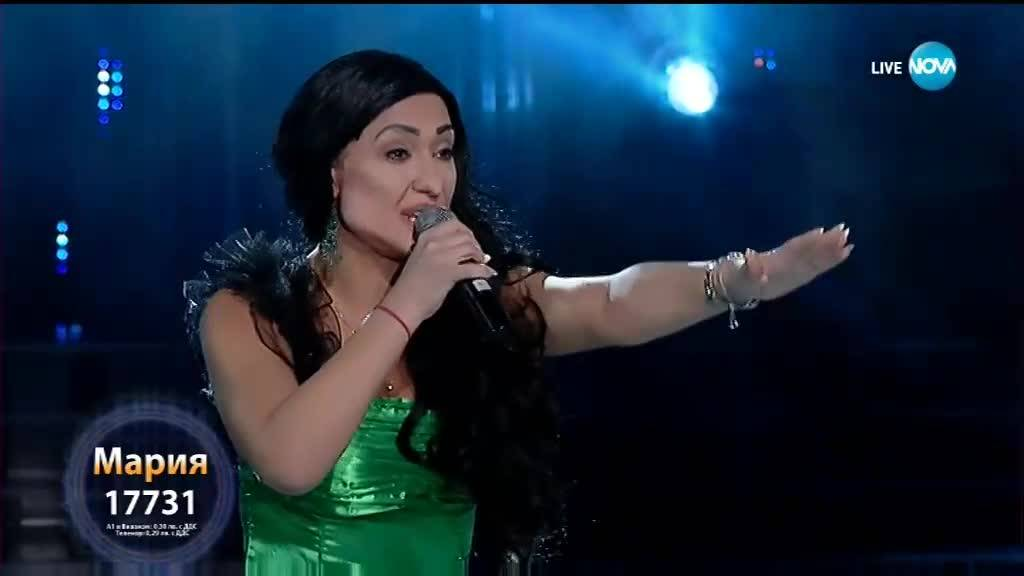 Мария Илиева като Софи Маринова - \'\'Плачещо сърце\'\' | Като две капки вода