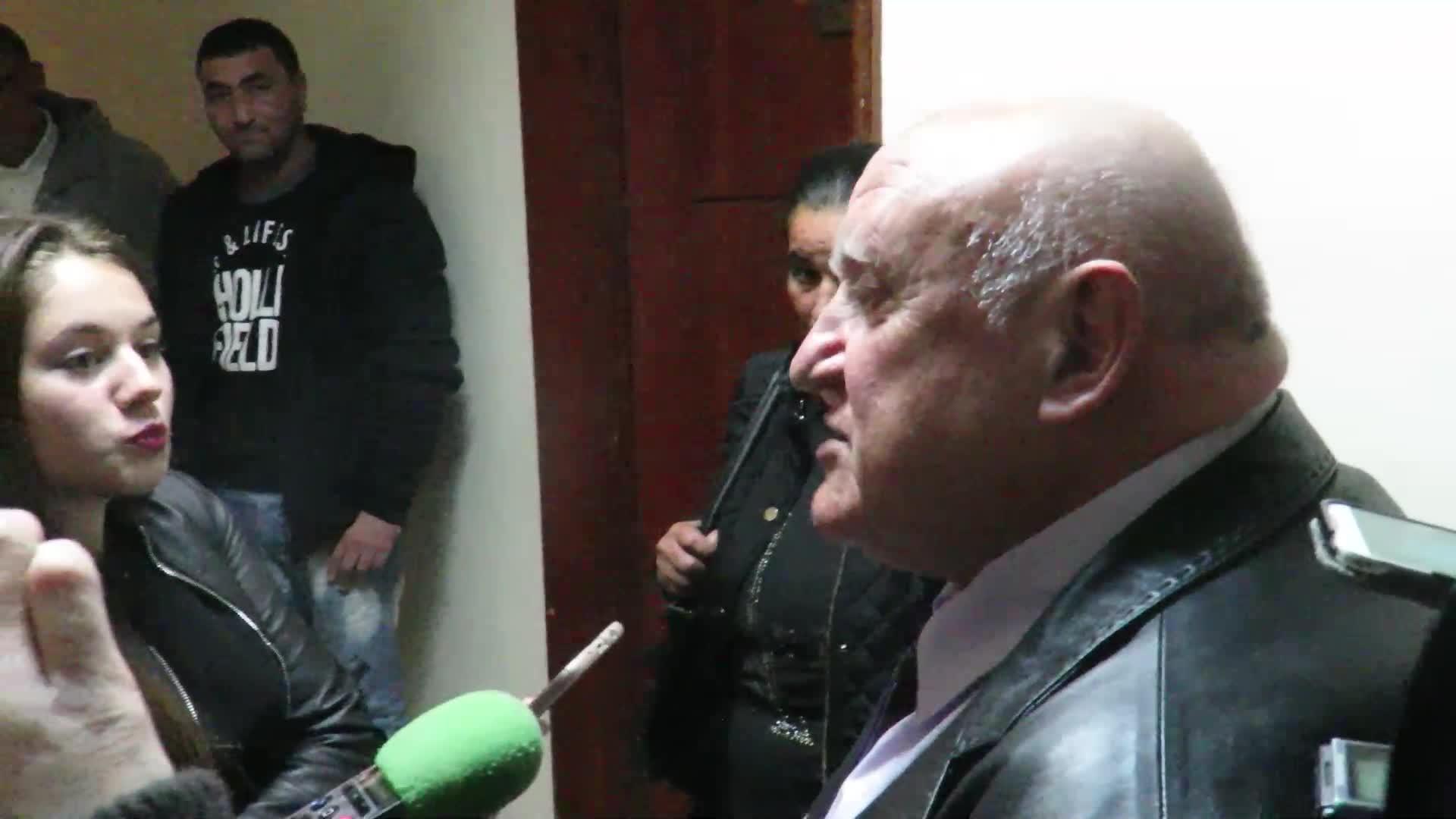 Марин Марковски, защитник на Алекс Димов пред бургаски журналисти