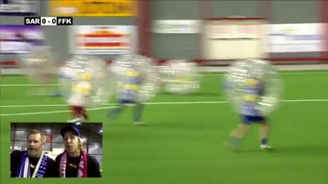 Такъв футбол едва ли сте виждали някога ...