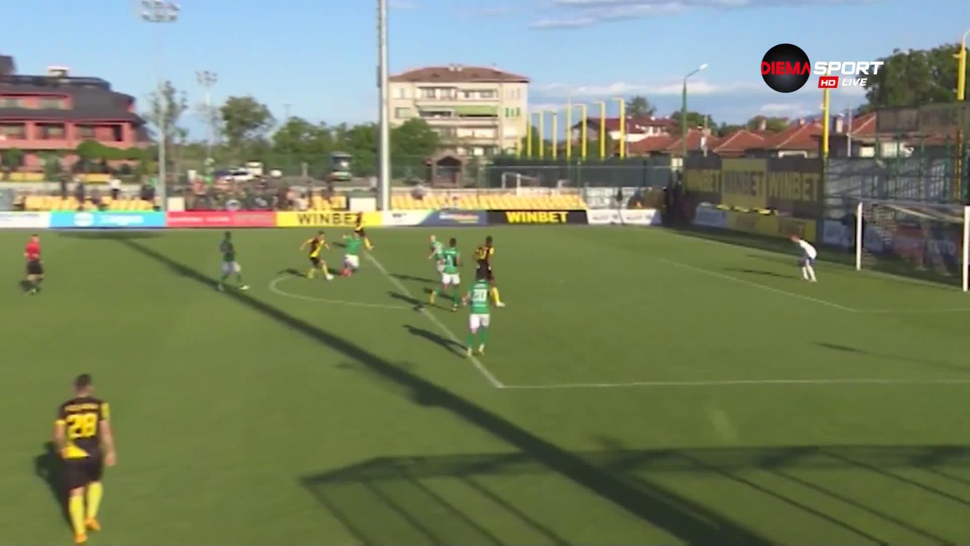 Душан Перниш отвя всички след мачовете от 33-ия кръг на Първа лига
