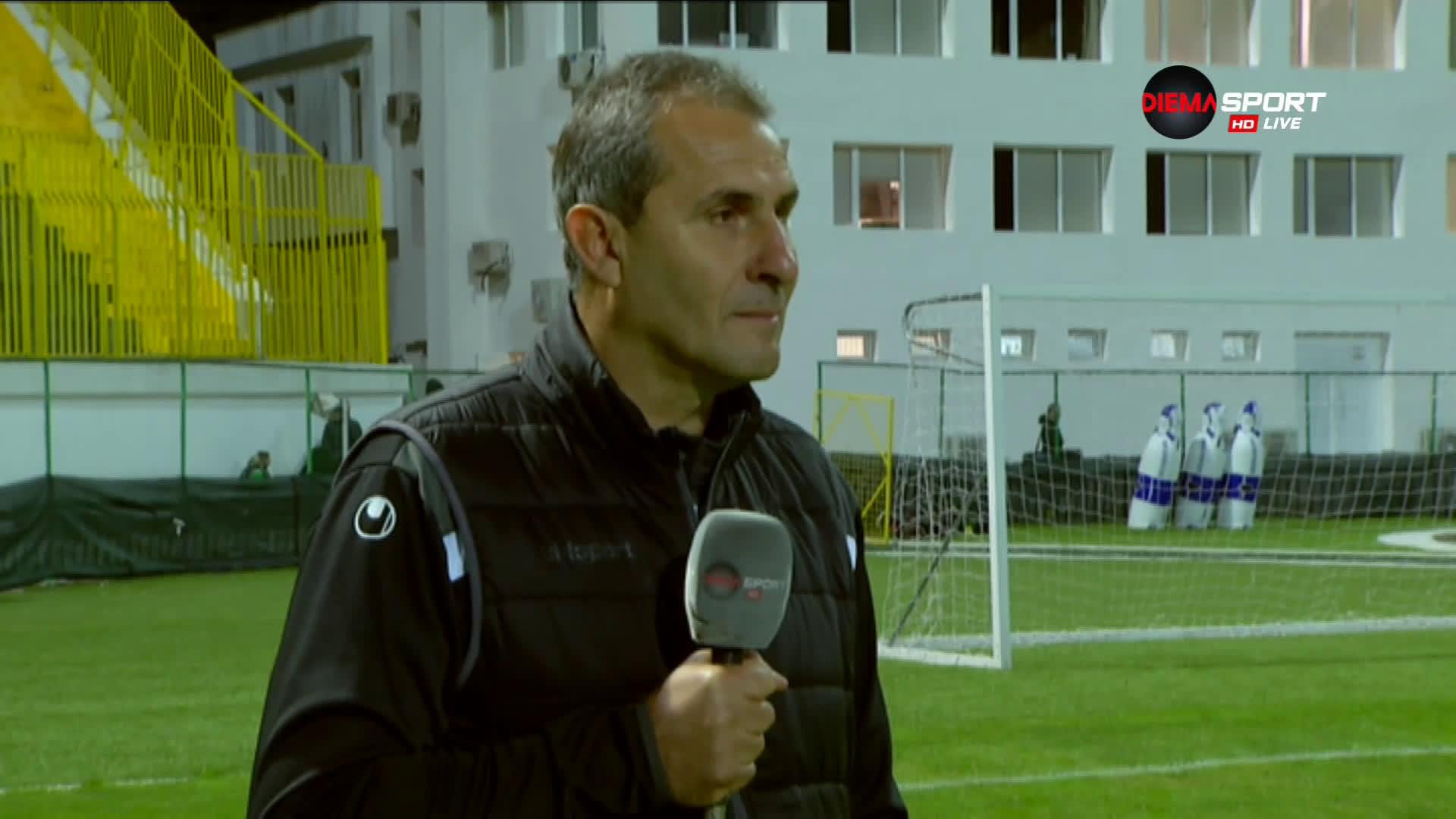 Димитър Димитров: Показахме сили и успяхме да победим