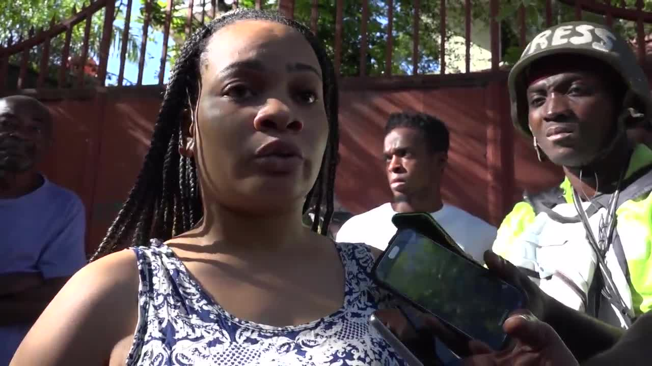 Haiti: Investigation underway at scene of president's assassination in Port-au-Prince