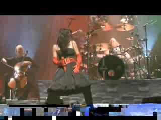 # Tarja Turunen - Ciarans Well - Live in Finland 08.12.2007