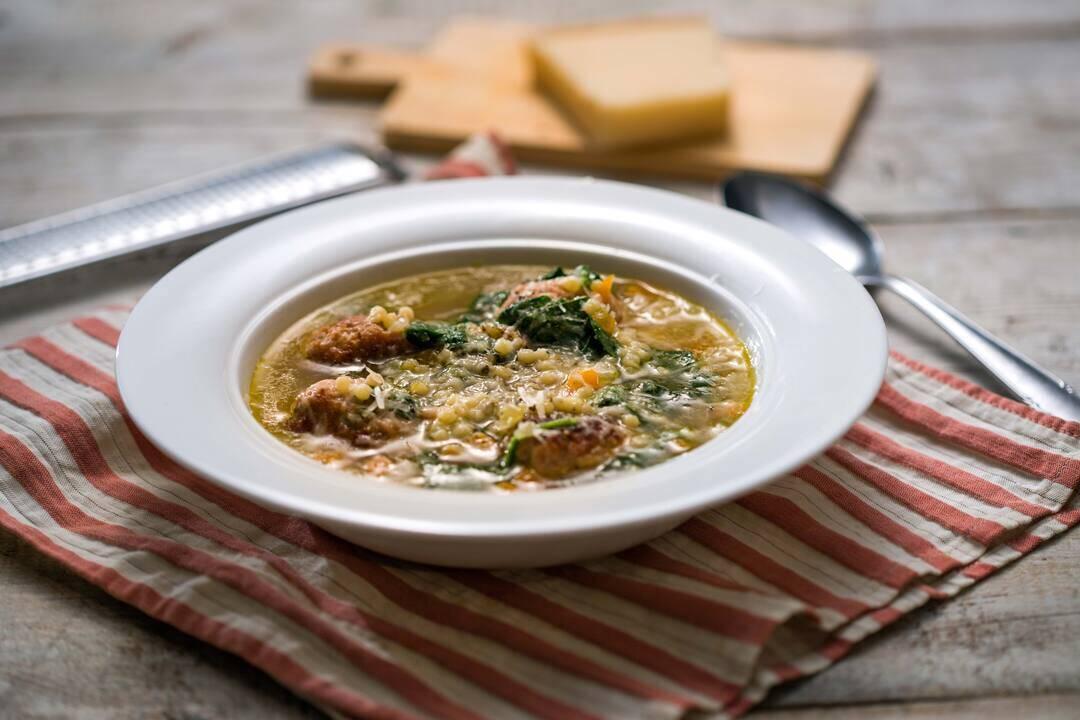 Италианска сватбена супа   Бон Апети   24Kitchen Bulgaria