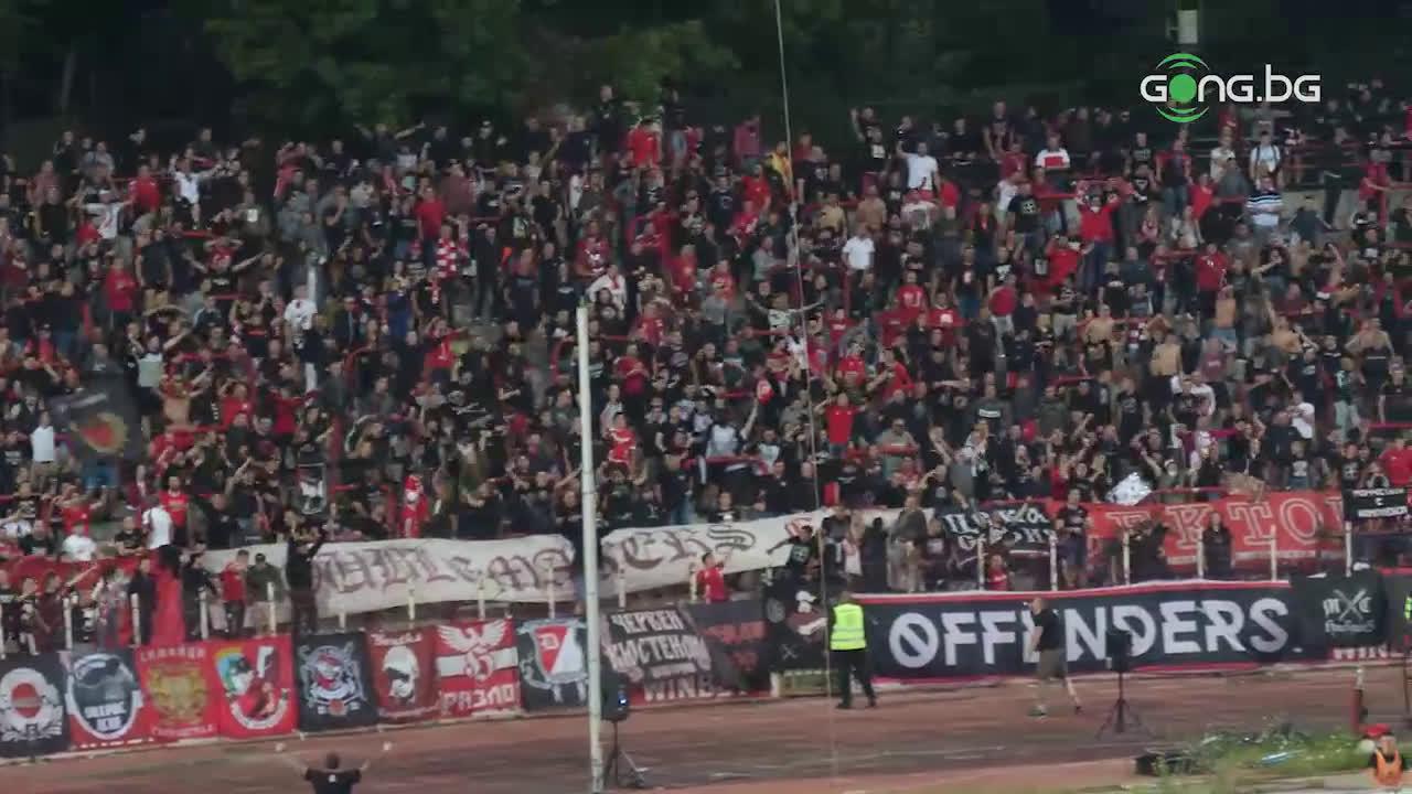 Сектор Г срещу Ботев Пловдив