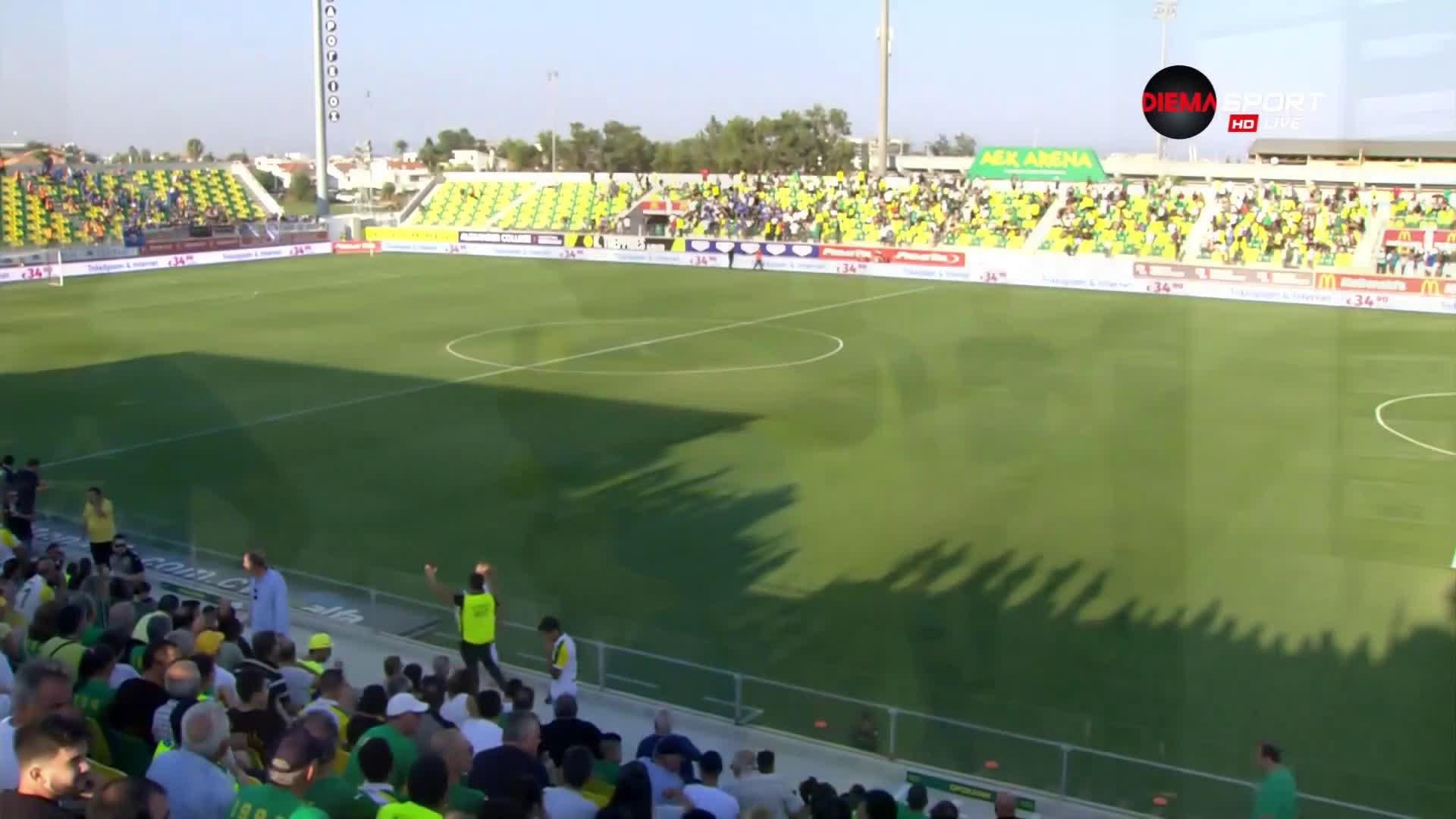 Живко Миланов с топло посрещане в Кипър