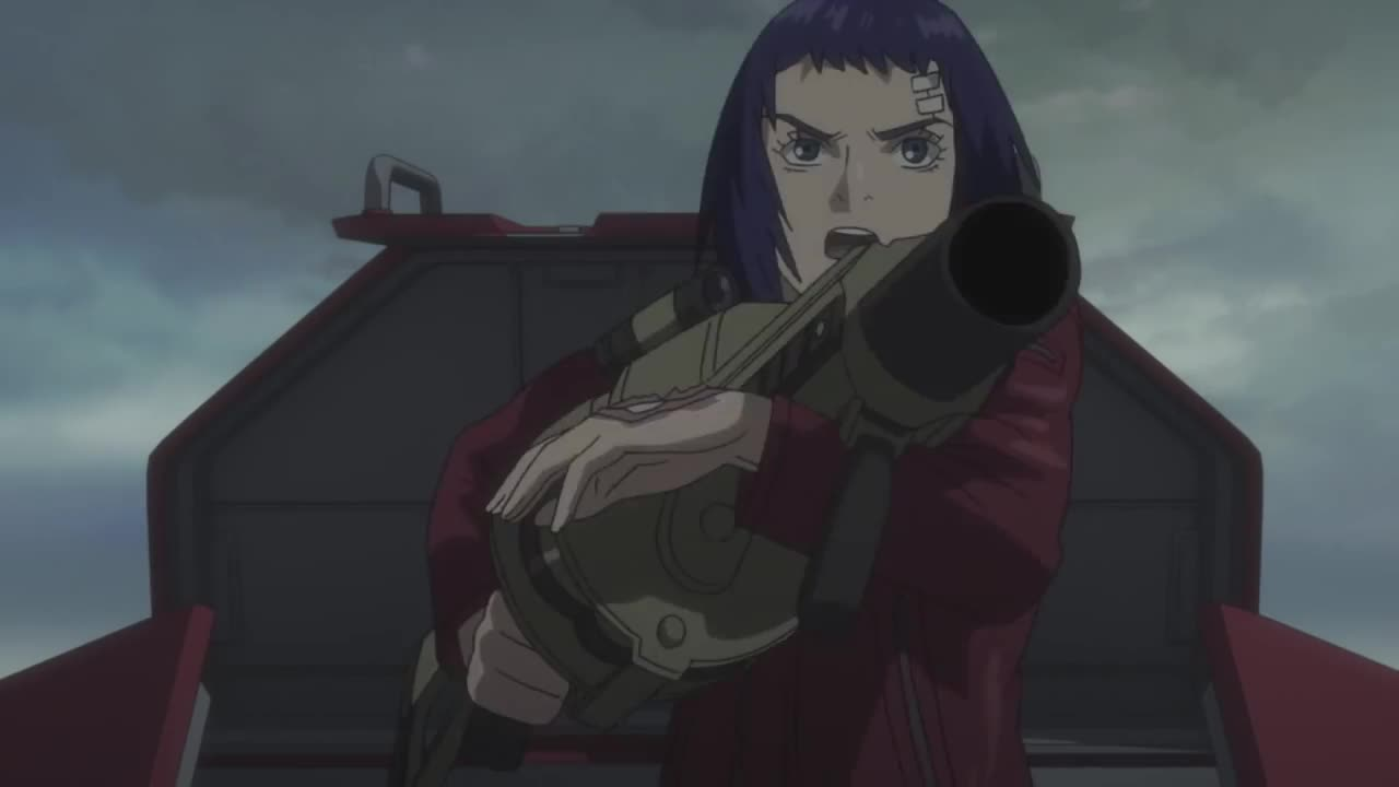 ghost in the shell arise ghost stands alone