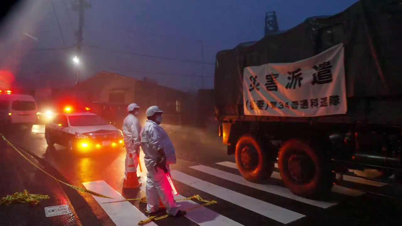 Japan: 2 feared killed in landslide as Atami rescue operations continue into night