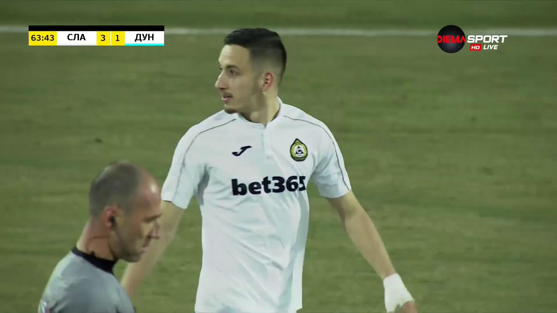 Емил Стоев с нов гол срещу Дунав