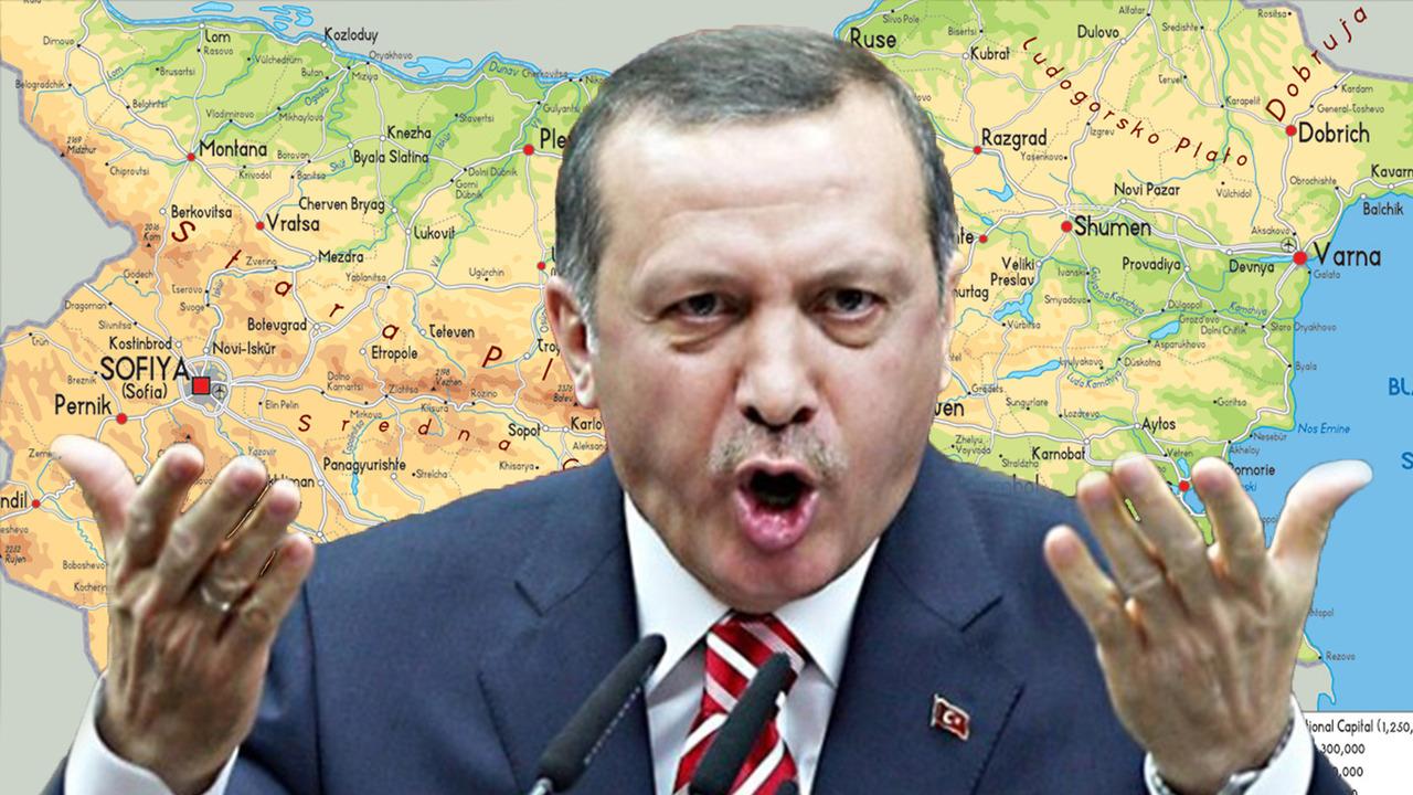 Image result for ердоган българия