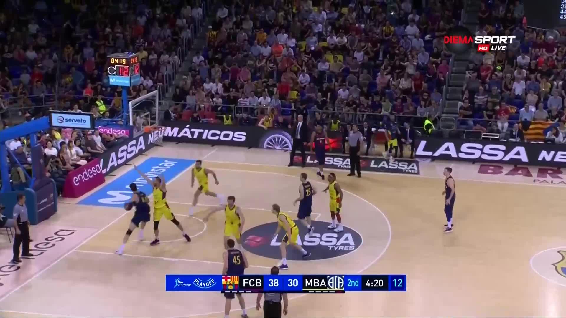 Барселона прекърши Андора и е на полуфинал в Лига Ендеса