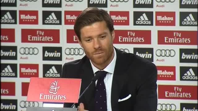 Чаби Алонсо се сбогува с Реал Мадрид