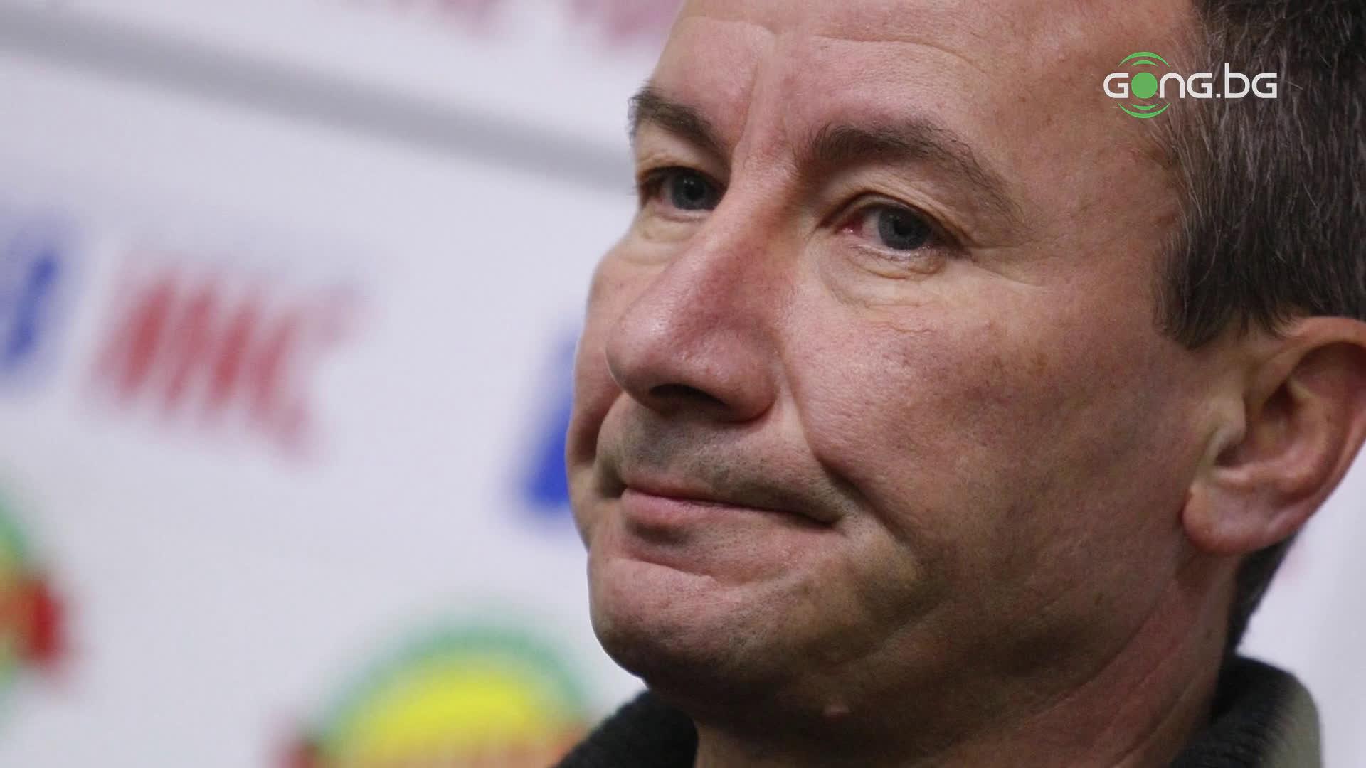 Стамен Белчев: Нямахме поставена цел за шестицата, но има разочарование