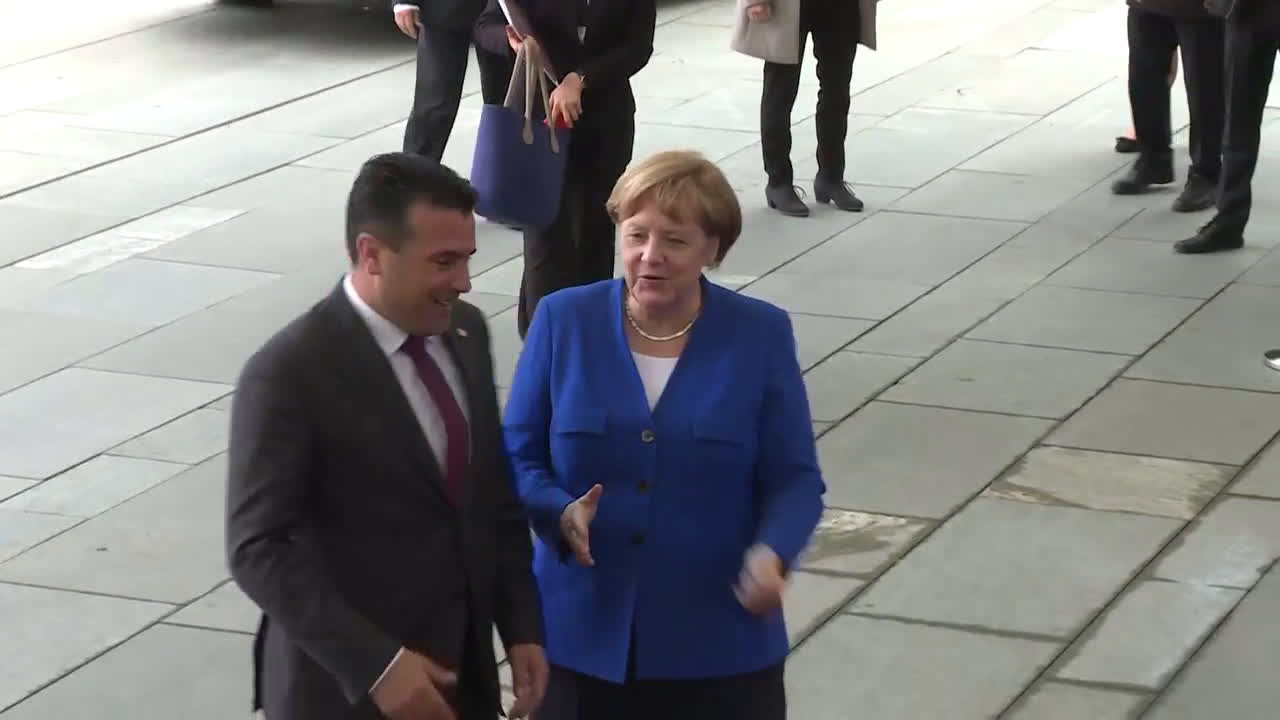 Germany: Western Balkans Conference kicks off in Berlin