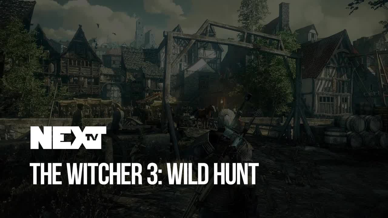 NEXTTV 038: Ревю: The Witcher 3: Wild Hunt