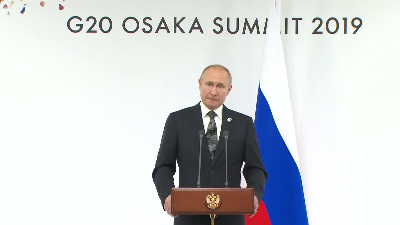 Japan: 'Pragmatic, business-like' – Putin on Trump meeting