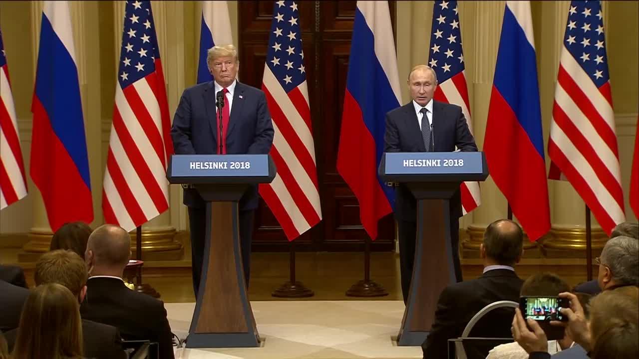 """Путин определи разговорите с Тръмп като \""""успешни и полезни\"""""""
