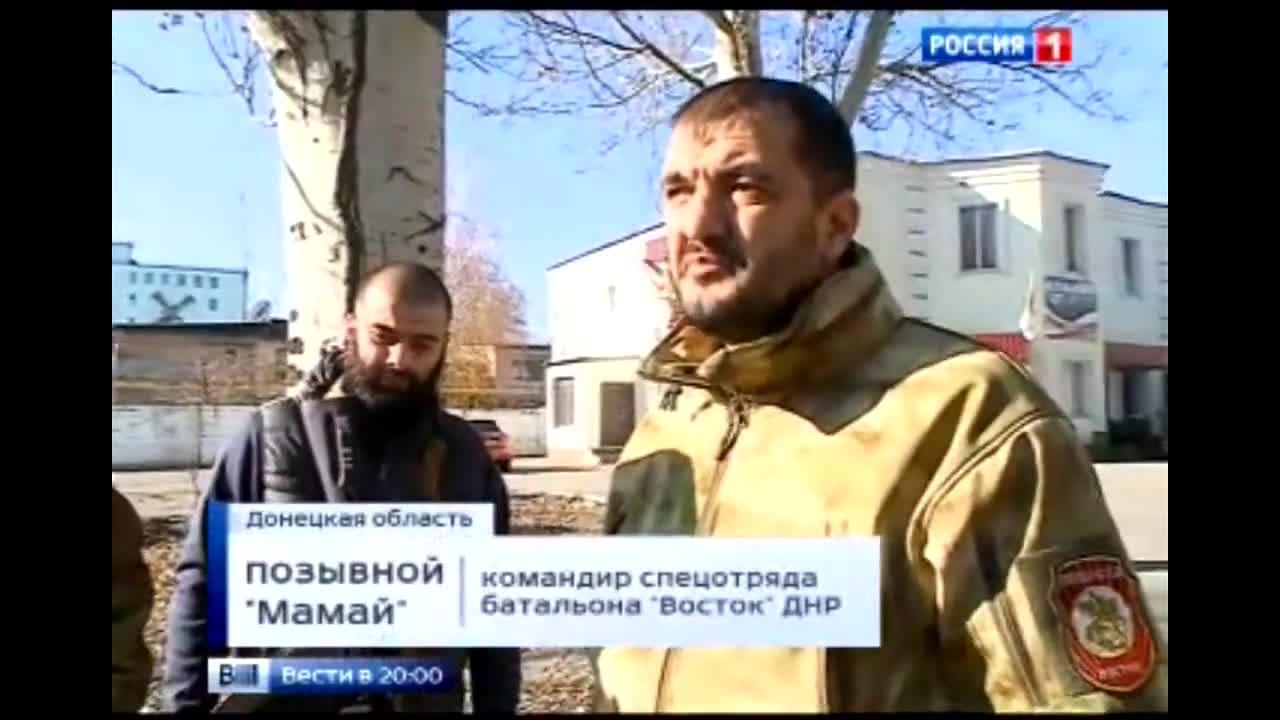 Млади бойци за Новорусия