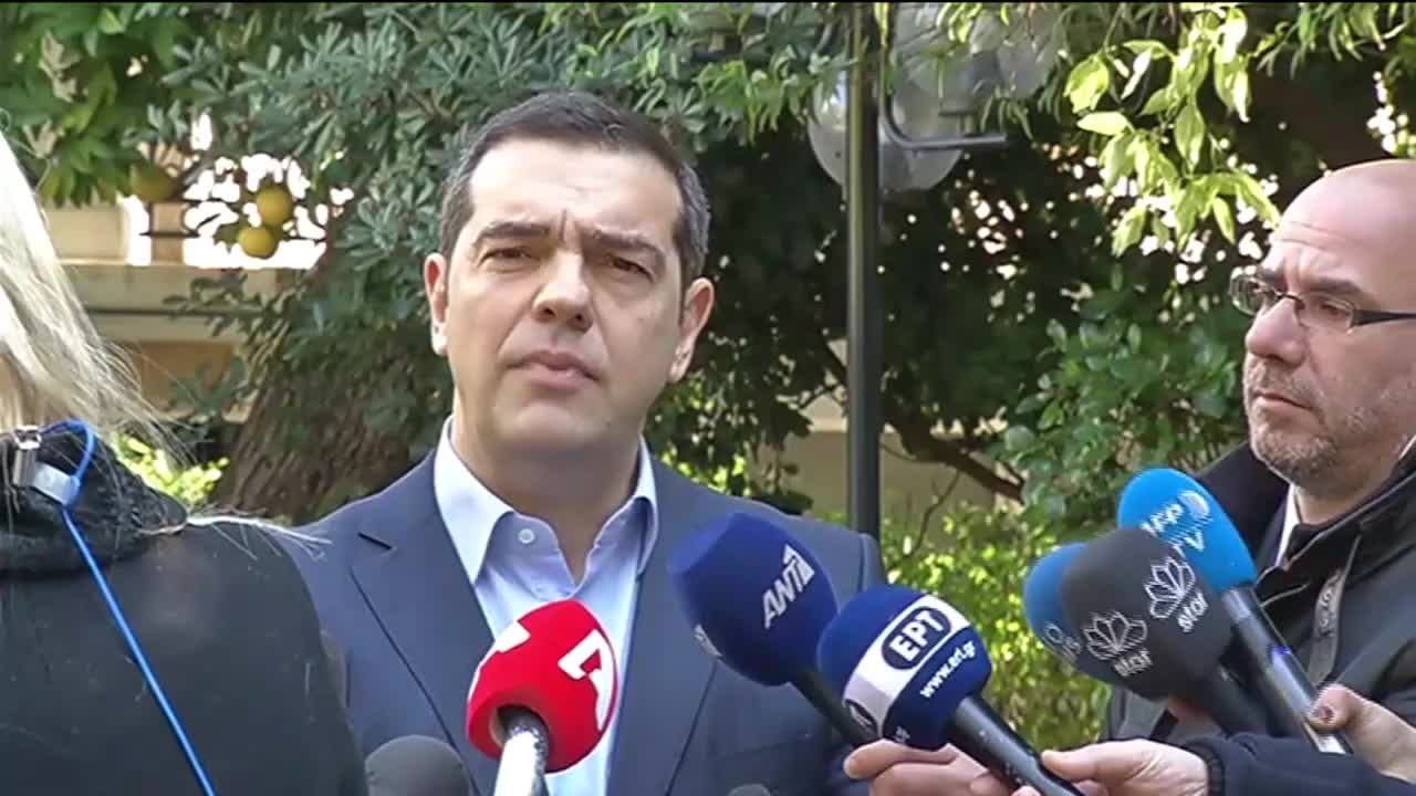 Greece: Tsipras accepts DefMin Kammenos\' resignation over Macedonia name-change deal