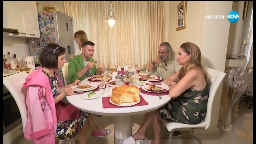 """Мими Иванова посреща гости - """"Черешката на тортата"""" (17.07.2019)"""